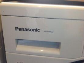 for Parts - Panasonic NH-P80G2 -   Condenser Tumble Dryer