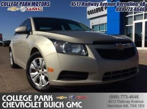 2013 Chevrolet Cruze LT Turbo  text 780-853-0941