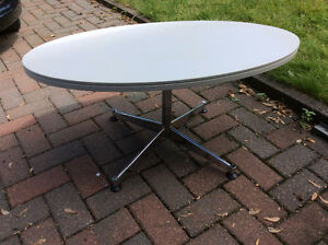 OVAL COFFEE TABLE  TABLE CAFE OVAL
