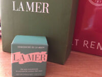 La Mer eye concentrate for $40