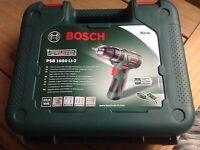 Bosch cordless combi drill / screwdriver