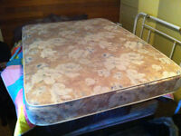 Double Bed in Great shape!