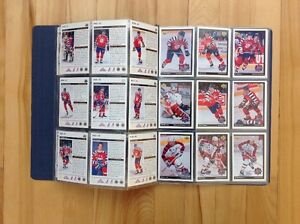 McDonald Allstar Hockey Upper Deck Cards 1992-93 West Island Greater Montréal image 3