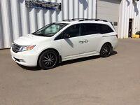2012 Honda Odyssey Minivan