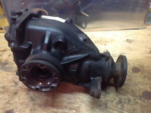 Bmw X3 e83 diff carrier assembly, 3.91 et 4.44