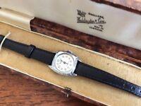 Vintage 1950's Ladies 'Salvest' Swiss Made hand-wind watch,