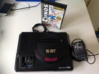 SEGA Megadrive Console & Game Bundle