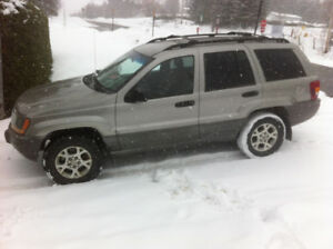 1999 Jeep Grand Cherokee VUS