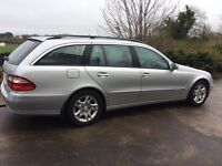 7 seater Mercedes e220 estate late 2005 ideal taxi,family car not sharan,galaxy,Alhambra