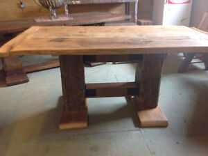 Harvest Table For Sale From Our Showroom NO TAX