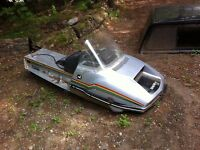 John Deere Trailfire LX-Parts Sled