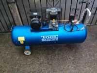 Single Phase Tool Mate Air Compressor