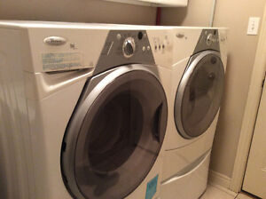 Whirlpool Electric drayer with pedestal