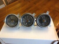 1950 Plymouth Gauges