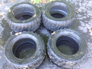 """Set of 4 Maxxis MS09 23"""" ATV Tires"""