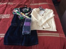 Next Girl's Outfit age 5/6 years