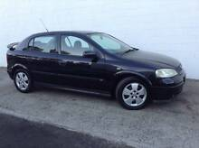 2002 Holden Astra CD LOW KLM'S 5 SPEED AUG-REGO Hatchback Kirrawee Sutherland Area Preview