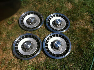 Ford Pickup Hubcaps