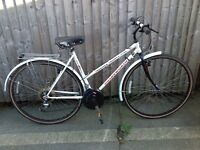 Holdsworth Town and trail lady trail bike serviced and ready to