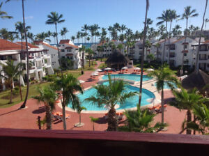 Beachfront Puna Cana Condo for rent
