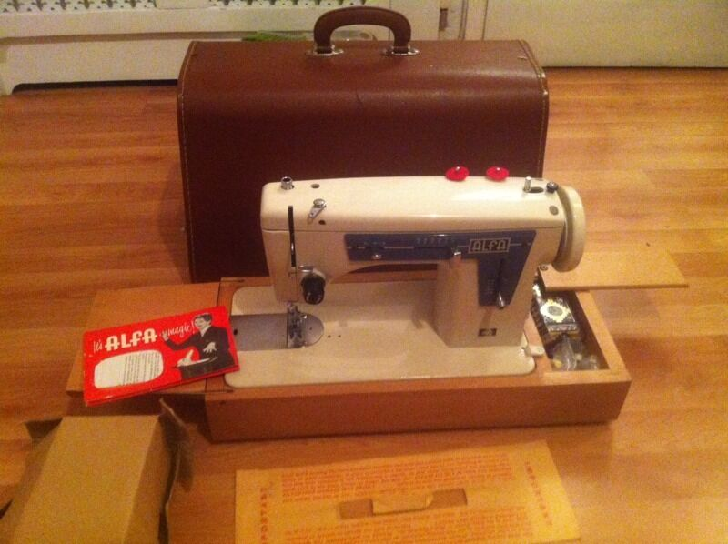 Alfa 472 Sewing Machine In Blidworth Nottinghamshire