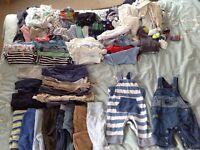 Huge Bundle 0-3 Months Baby Clothes