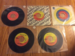 Glen Campbell vinyl records