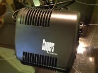 Brand new car, coopers heater and cool air blower