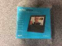 Amazon Echo Show Black New Sealed in Retail Box