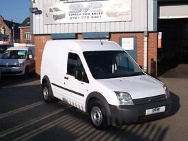 2009 09 FORD TRANSIT CONNECT 1.8 T230 LWB 90 TDCI 90BHP IN WHITE CHOICE OF 5