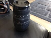 Camara zoom lens
