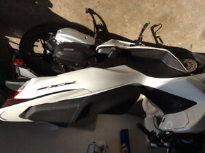 Brand new Honda pcx150 scooter for sale!
