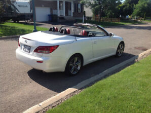 2012 Lexus IS Cabriolet