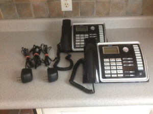 Business RCA corded telephones