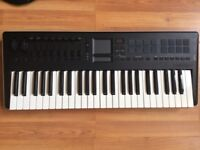 Korg Taktile 49 MIDI Controller for sale (Needs New USB port replaced)