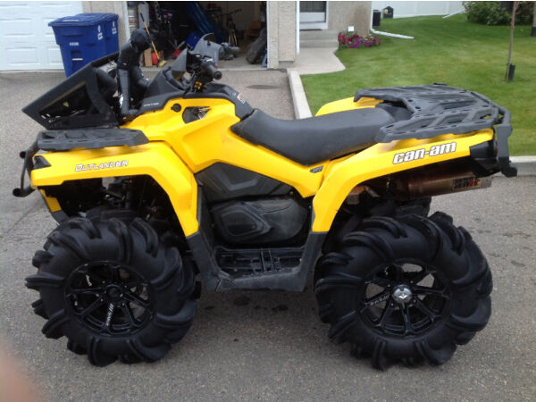 Used 2012 BRP 1000 outlander xt