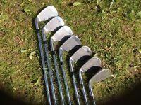 "Wilson ""Reflex Max CG"" golf clubs"