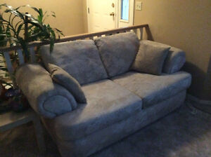 Matching couch and love seat for sale