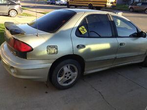 2003 Pontiac Sunfire Sedan