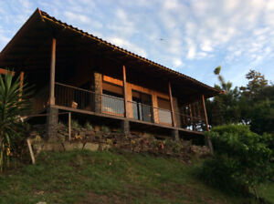 COSTA RICAN MOUNTAIN ACREAGE FOR RENT OR SWAP