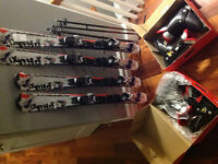 2 sets of skis $200 per set all rossignol