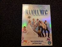 mama mia dvd
