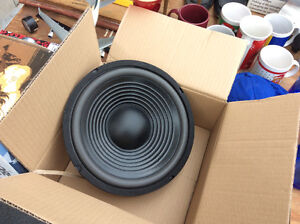 "10"" replacement speaker"