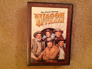 Wagon Train Complete Season 8