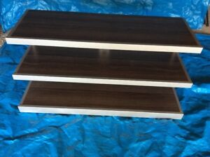 TV STAND - 3 shelves