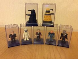 Doctor Who miniature figures