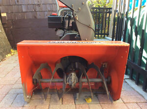 Noma Buy Or Sell A Snowblower In Ontario Kijiji border=