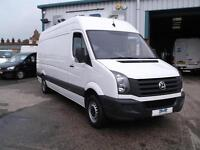 2012 62 VW CRAFTER CR35 LWB BLUEMOTION S/S TDI H/R 109BHP 4 METER LOAD AREA
