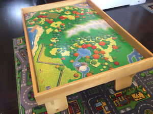 Custom Made Train Table with Authentic Thomas Train and Track Stratford Kitchener Area image 5
