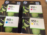Hp 951 xl ink cartridges